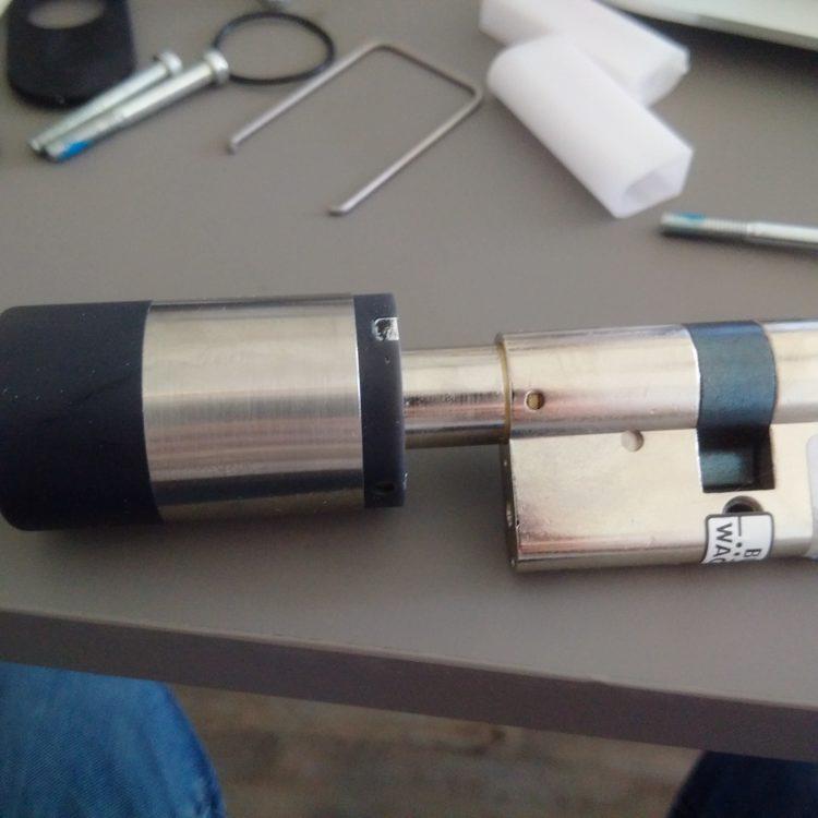 secuentry halb zylinder